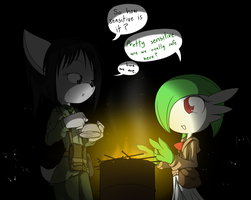 Lessons in STALKING: Nights by Sandwich-Anomaly
