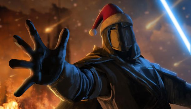 Armies of the Fallen - Merry Christmas, Minions! by MartinKlekner