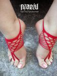 Barefoot 523 by AzarielVos