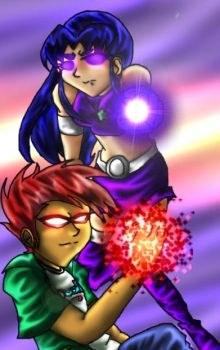 There Powers by TEENTITANSFAN