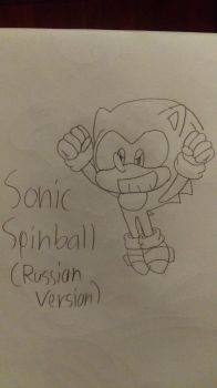 Sonic Spinball (Russian Version) by SonicLover261