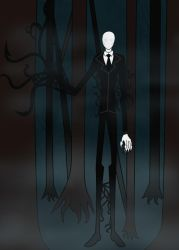 The Slender Man by xMadame-Macabrex