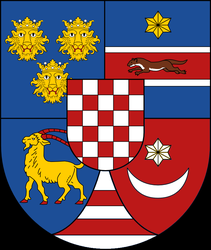 The great coat of arms of Croatia by umeturro