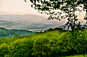 Hill's View by marrciano