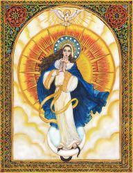 The Immaculate Conception by Theophilia