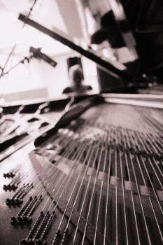 Piano by TheNoose