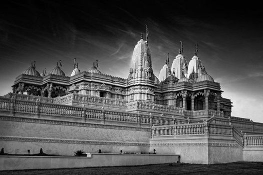 hindu temple 2 by TAvO85