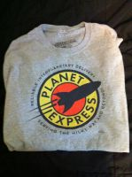 Planet Express Tee by Spaceman130