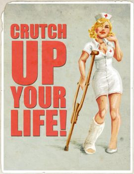 Crutch up your life by lerocher