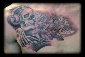 The best is yet to come by state-of-art-tattoo