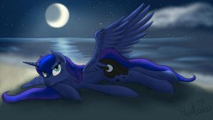 A Pleasant Night by Rulsis