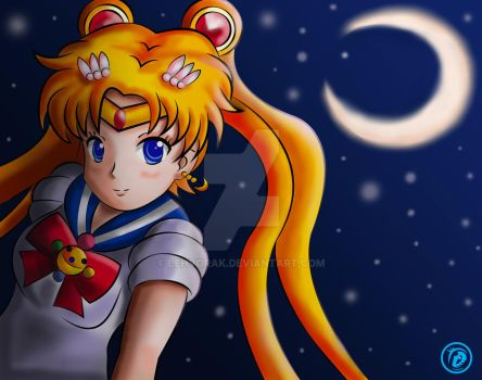 Sailor Moon! by Lehvorak