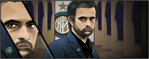 Jose Mourinho Sign Vector by akyanyme
