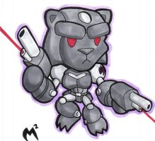 BW Ravage By Matt Moylan by Minosayia