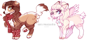 Aesthetic Adopts (open) by foxpets