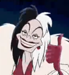 Best Cruella Face Ever by Wriggle-Kick