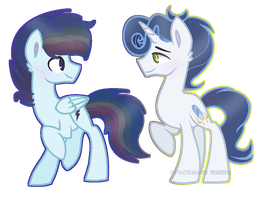 Collab Spectrum Night and Yellow Flashing+ (sp) by SpectrumNightYT