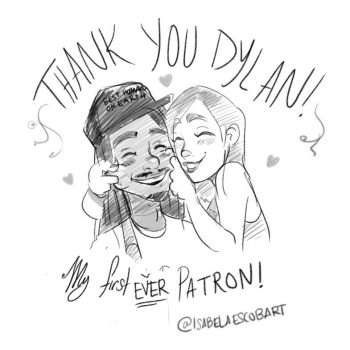 Ty Dylan! by MsRaggaMuffin