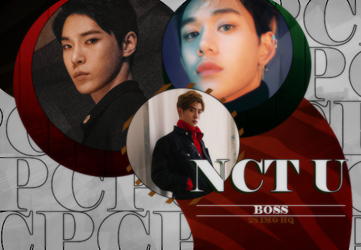 405| NCT U (BOSS) PHOTOPACK by CloudPhotopacks