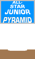 All-Star Junior Pyramid Host Podium by mrentertainment