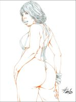 MZ PURRFECTION PENCIL by Artistik-Bootya