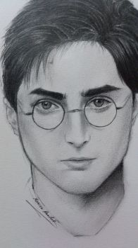 harry potter by monicasunlight