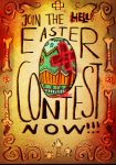 Easter Contest Poster by Harkill
