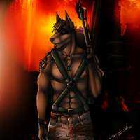 I want to watch the World burn... by IrvNation