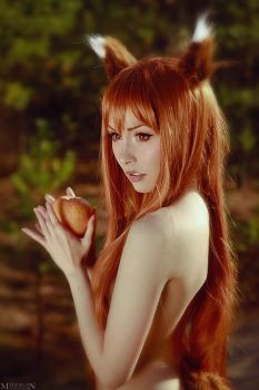 Spice and Wolf Horo Holo cosplay by ShlachinaPolina