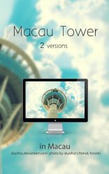 Macau Tower by skyofca