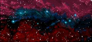 Space Nebulae 2 by KingVahagn