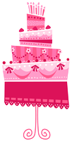 Cake by Sprits