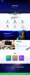 Gravity Studio - Web Design by Shizoy