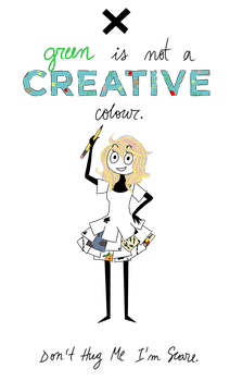 Creative! by MeliBell