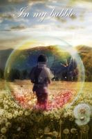 In my bubble (autism) by tryskell