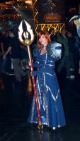 Blizzcon 2008, T6 Priest by OrangeMoose
