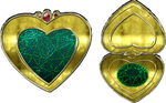 Ladonia Prism Heart Compact by Iggwilv