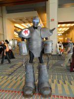 Liberty Prime Otakon 2017 by bumac