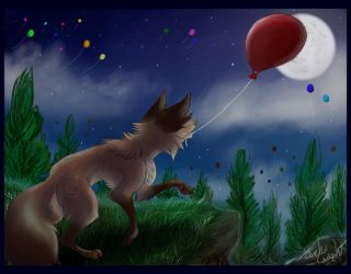 Balloons by Seyward