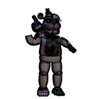 Ignited Funtime Freddy by Purpleman88