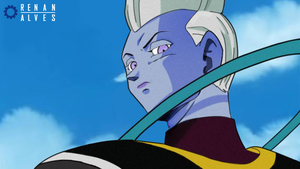 Whis 90s style by RenanFNA