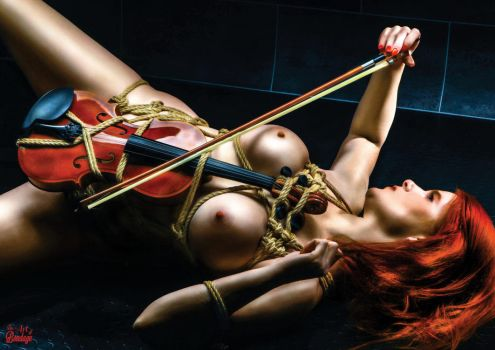 Fine Art of Bondage - Poster Set/Bundle A3 or A2 by Model-Space