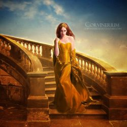 Gilded Kingdom by Corvinerium