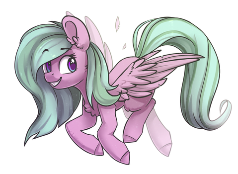 Flyin' away by Kate-Littlewing