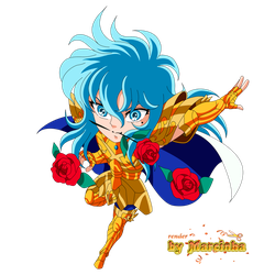 Chibi Pisces by Marcinha20