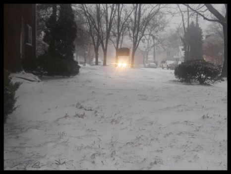 Preview of next NorEaster..... by morningstarskid