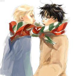 HP - harry and draco.... by kogepanM
