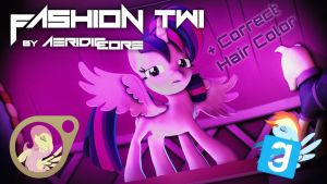 [DL] Fashion Twi by AeridicCore