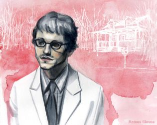 Will Graham by Mello-chocolate