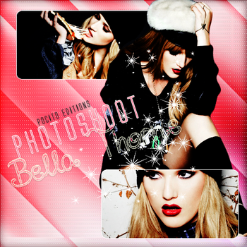 Photoshoot Bella Thorne 6 by PocitoEditions